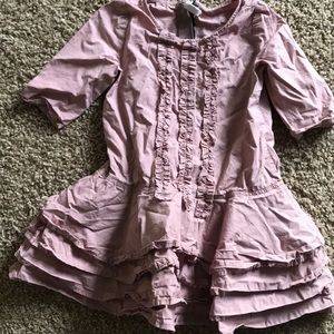 Girls size 4 jcrew crewcuts dress
